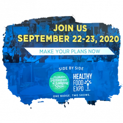Co-located with Healthy Food Expo Flordia