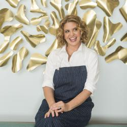 Michelle Bernstein, Chef and Owner, Crumb on Parchment and Michelle Bernstein Catering